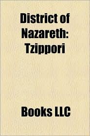 District of Nazareth: Tzippori, Al-Mujaydil, Ma'alul, Indur