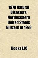 1978 Natural Disasters: Northeastern United States Blizzard of 1978
