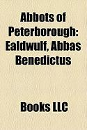 Abbots of Peterborough: Ealdwulf