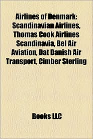 Airlines Of Denmark - Books Llc