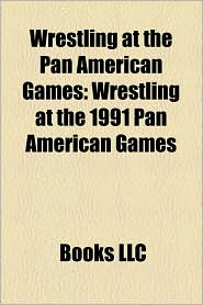 Wrestling at the Pan American Games: Wrestling at the 1991 Pan American Games, Wrestling at the 1975 Pan American Games