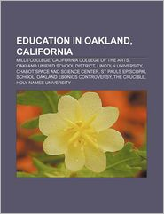Education In Oakland, California - Books Llc