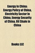 Energy in China
