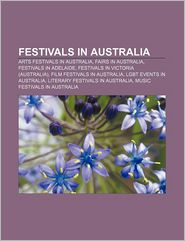 Festivals In Australia - Books Llc