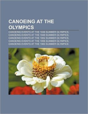 Canoeing at the Olympics: Canoeing events at the 1936 Summer Olympics, Canoeing events at the 1948 Summer Olympics