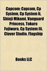 Capcom: Alph Lyla, Capcom characters, Capcom franchises, Capcom games, Capcom stubs, kami, Dead Rising, Marvel vs. Capcom - Source: Wikipedia