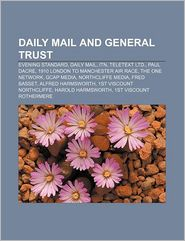Daily Mail And General Trust - Books Llc