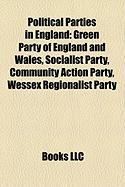 Political Parties in England: Green Party of England and Wales