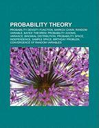 Probability Theory: Probability Density Function, Markov Chain, Random Variable, Bayes' Theorem, Probability Axioms, Variance