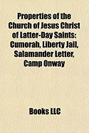 Properties of the Church of Jesus Christ of Latter-Day Saints: Cumorah
