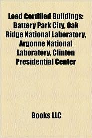 Leed Certified Buildings - Books Llc