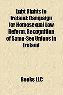 Lgbt Rights in Ireland: Recognition of Same-Sex Unions in Ireland