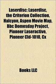 Laserdisc - Books Llc