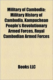 Military Of Cambodia - Books Llc