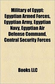 Military Of Egypt - Books Llc