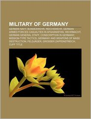 Military Of Germany