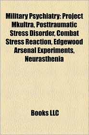 Military Psychiatry - Books Llc