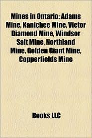 Mines in Ontario: Adams Mine