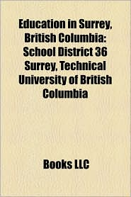 Education In Surrey, British Columbia