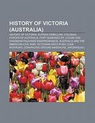 History of Victoria (Australia)