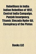 Rebellions in India: Indian Rebellion of 1857