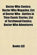 Doctor Who Comics: Doctor Who Magazine