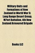 Military Units and Formations of New Zealand in World War II: Long Range Desert Group