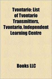 Tvontario - Books Llc