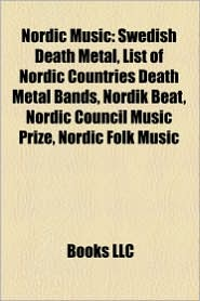 Nordic Music - Books Llc