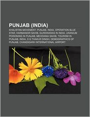 Punjab (India) - Books Llc