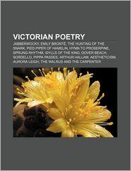 Victorian Poetry - Books Llc