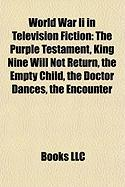 World War II in Television Fiction: The Empty Child