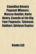 Canadian Beauty Pageant Winners: Maryse Ouellet