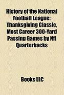 History of the National Football League: Thanksgiving Classic