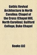 Gothic Revival Architecture in North Carolina: Chapel of the Cross (Chapel Hill, North Carolina)