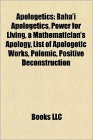 Apologetics - Books Llc