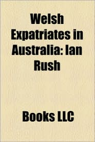 Welsh Expatriates In Australia