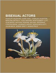 Bisexual Actors - Books Llc
