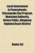 Local government in Pennsylvania County law enforcement agencies of Pennsylvania, Fire departments in Pennsylvania, Government of Harrisburg, Pennsylvania, Government of Philadelphia, Pennsylvania, Government of Pittsburgh, Pennsylvania