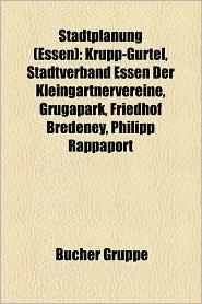Stadtplanung (Essen) - B Cher Gruppe (Editor)