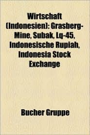 Wirtschaft (Indonesien)