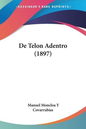 De Telon Adentro (1897)