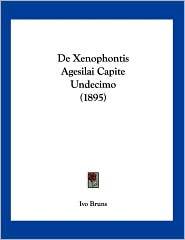 de Xenophontis Agesilai Capite Undecimo (1895) - Ivo Bruns