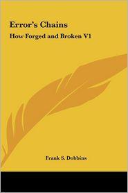 Error's Chains - Frank S. Dobbins