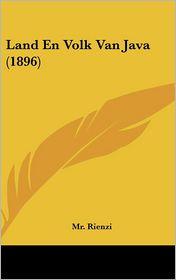 Land En Volk Van Java (1896) - Mr. Rienzi