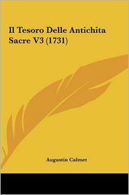 Il Tesoro Delle Antichita Sacre V3 (1731)