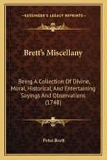 Brett's Miscellany - Peter Brett