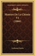 Histoire de La Chimie V1 (1866) - Ferdinand Hoefer