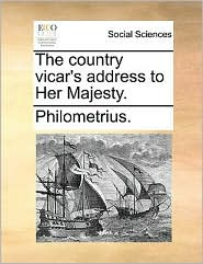 The country vicar's address to Her Majesty.