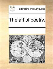 The Art of Poetry. - Multiple Contributors